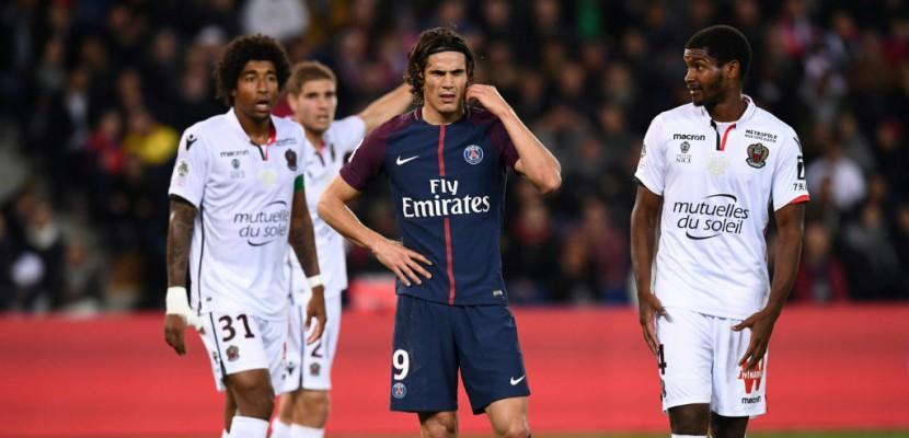 Ligue 1: sans Neymar, Cavani fait le spectacle avec le PSG contre Nice