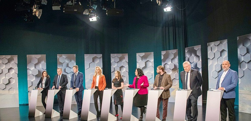 """L'Islande aux urnes, entre """"dégagisme"""" et stabilité économique"""