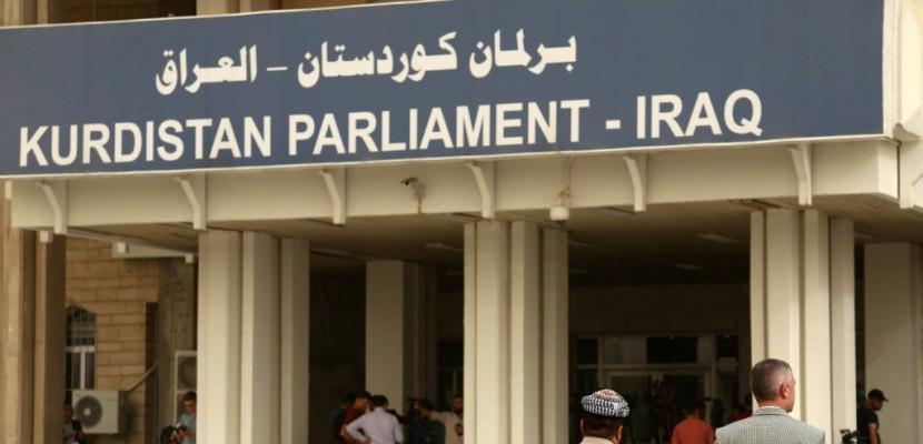 Irak: Barzani, fondateur de l'autonomie du Kurdistan contraint au départ