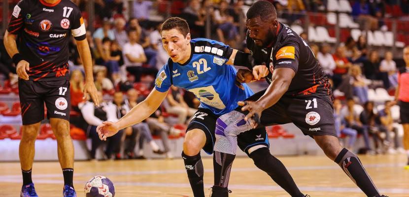 Handball oissel rouen m tropole perd au 4 me tour de coupe de france - Handball coupe de france ...