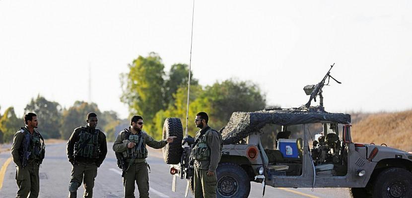 Gaza: cinq Palestiniens tués dans le bombardement israélien d'un tunnel