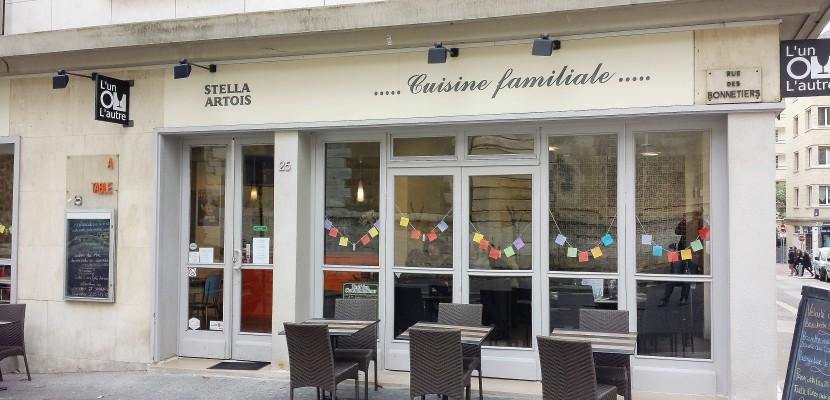 Bonne table rouen l 39 un ou l 39 autre rue des bonnetiers for A bon verre bonne table