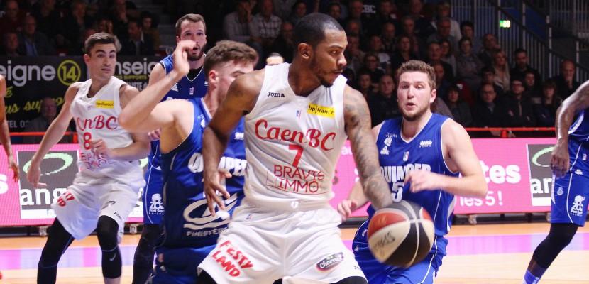 Basket (Pro B) : Au Havre, c'est Caen qui s'impose dans le derby (83-85)