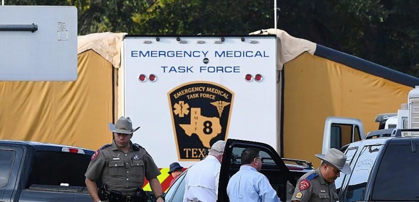 Tuerie au Texas: ce que l'on sait