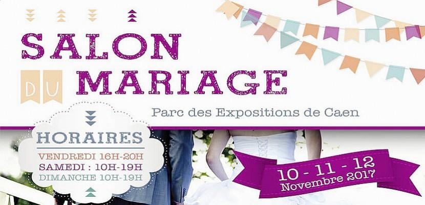 Le salon du mariage c 39 est ce week end caen - Salon du mariage caen 2015 ...