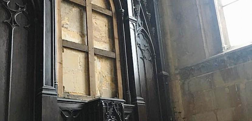 L'église Saint-Jacques de Dieppe cambriolée : huit tableaux volés