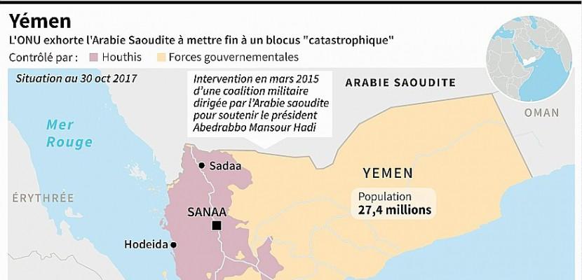 Yémen: Sanaa redoute les effets du blocus, l'ONU craint une famine