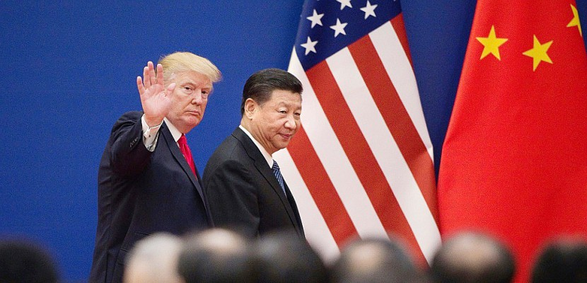 Trump à Pékin: moisson d'accords commerciaux à plus de 250 milliards de dollars