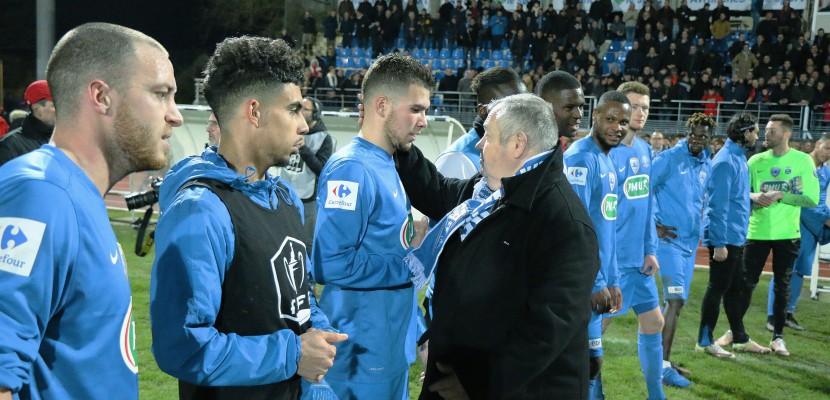 Saint-Lô. Coupe de France : Saint-Lô qualifié, Avranches éliminé