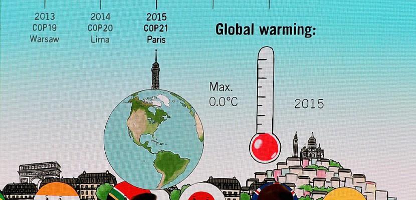 Merkel et Macron à la COP23 pour redonner un élan au combat climatique