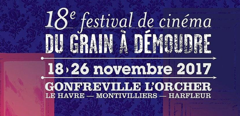 Le festival de cinéma du grain à démoudre du 18 au 26 Novembre à Gonfreville l'Orcher