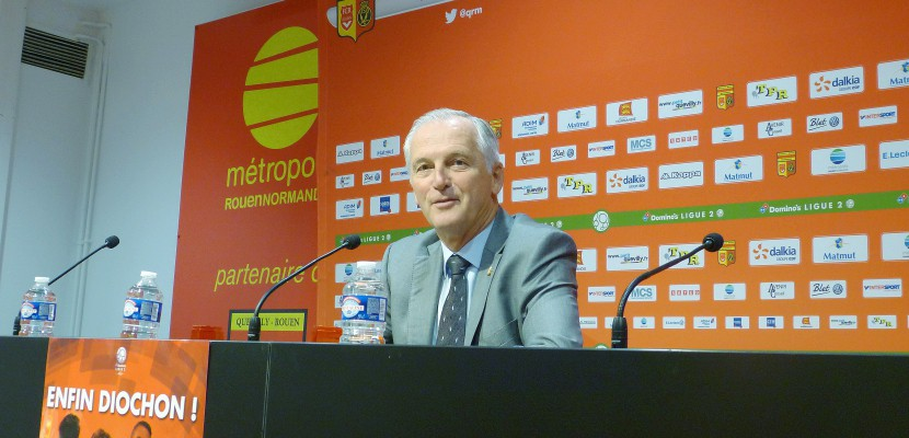 Football : QRM annonce le départ du FC Rouen
