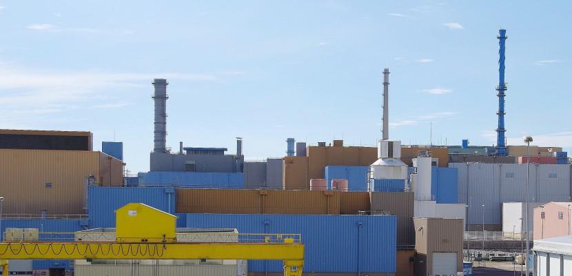 De l'amiante détecté au sein de l'usine Areva-La Hague