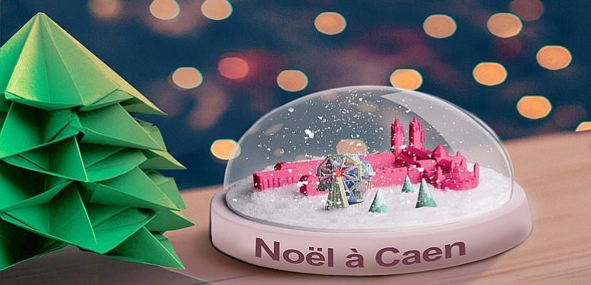 programme noel 2018 caen Caen : Découvrez le programme des animations de Noël programme noel 2018 caen