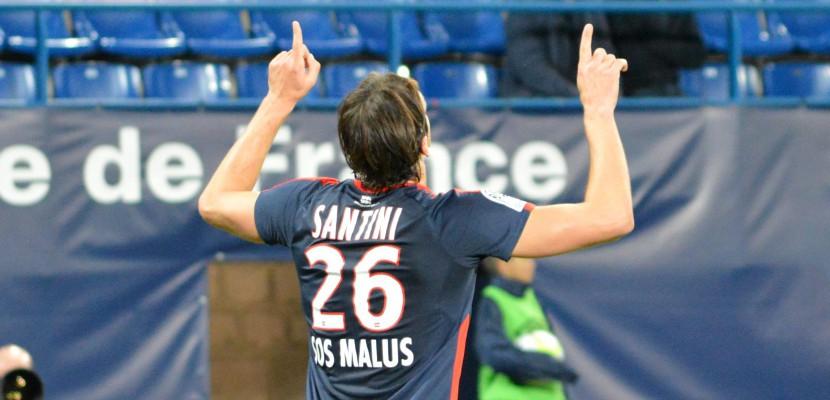 Football (Ligue 1, 14e journée) :22, voilà le Stade Malherbe de Caen !
