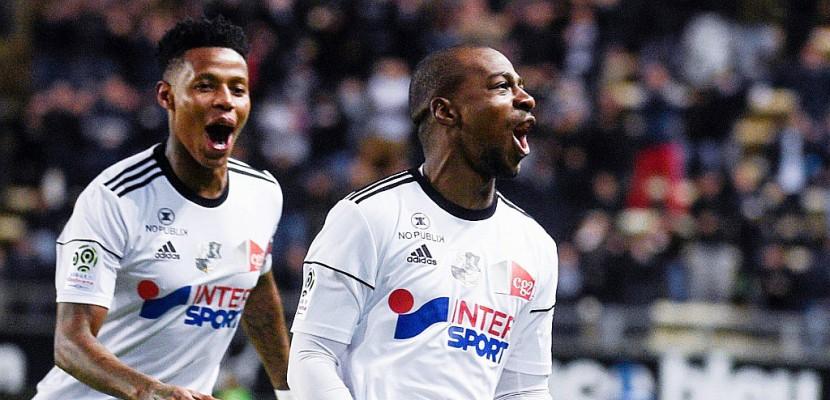 L1: troisième victoire consécutive pour Amiens, Caen accroché