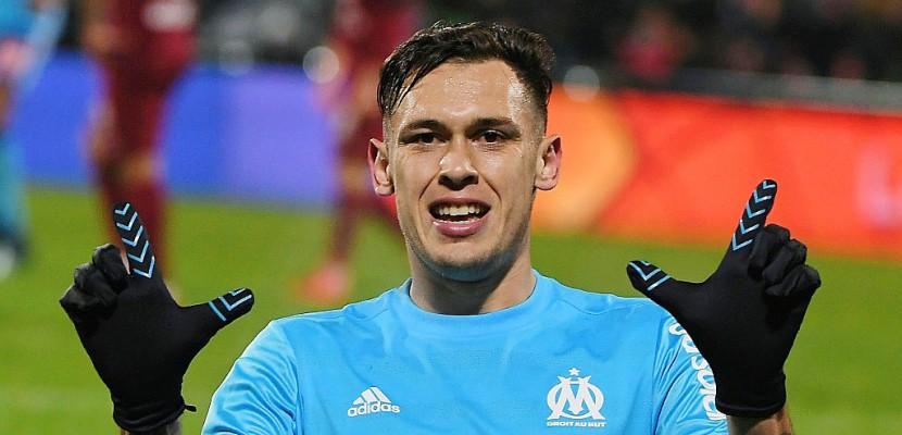Ligue 1: Marseille nouveau dauphin, Lyon et Monaco battus