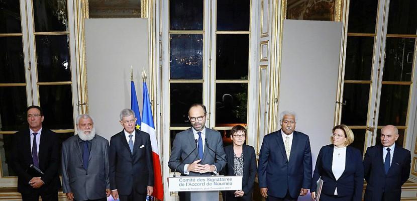 N-Calédonie: fin de la crise gouvernementale
