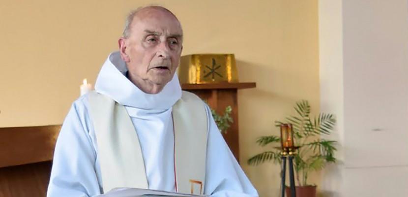Saint-Etienne-du-Rouvray. Il avait reçu une vidéo annonçant l'attentat contre le Père Hamel : cinq ans de prison