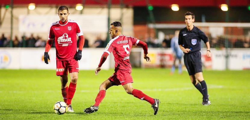 Football(Coupe de France) : Le défi du FC Rouen contre Chartres