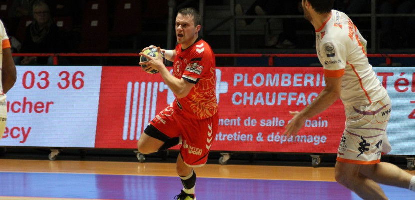 Handball (Proligue, 11ème journée) :Money-time fatal aux Vikings de Caen...