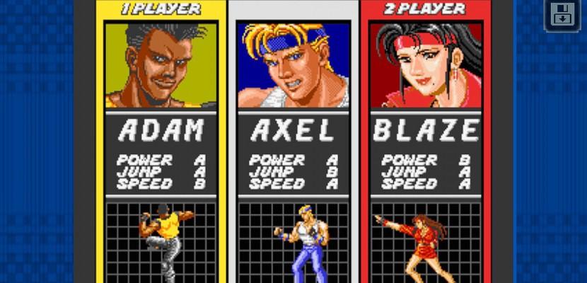 Sega sort son mythique jeu Streets of Rage sur smartphone