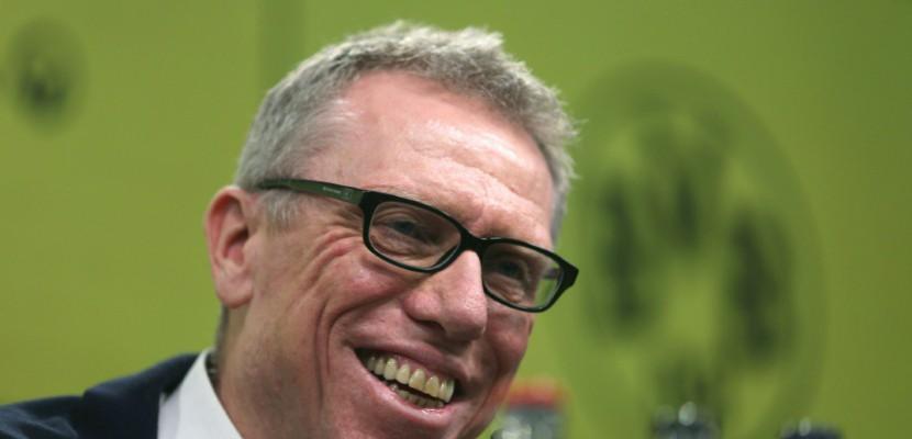 Allemagne: au fond du trou, Dortmund change d'entraîneur