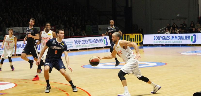 Basket : Caen veutrester maîtredans son antre