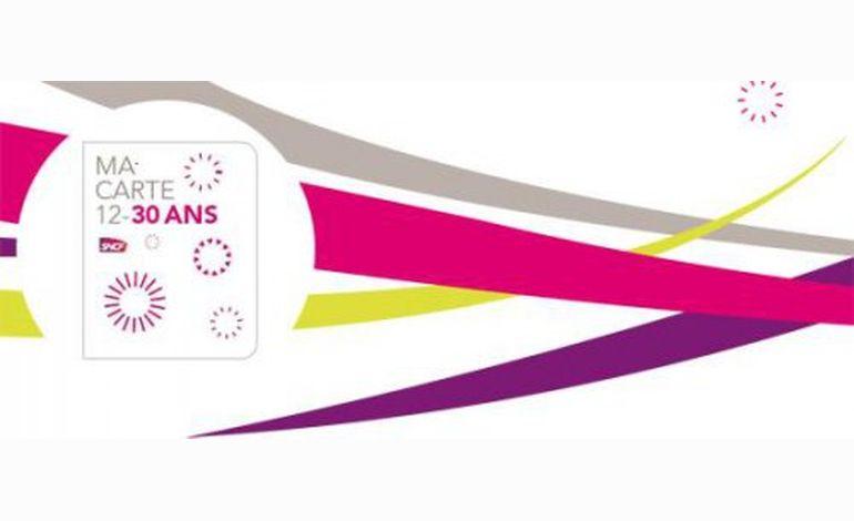 CARTE SNCF 12 - 30 ANS dans Enfants 25545
