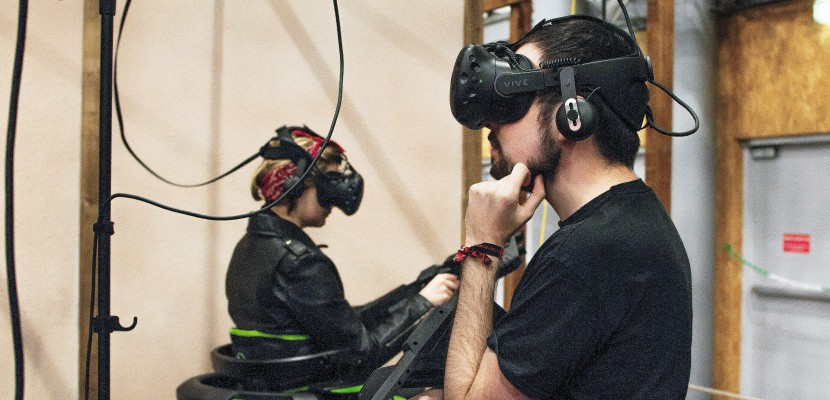 Près de Caen, bientôt le plus grand parc de réalité virtuelle d'Europe