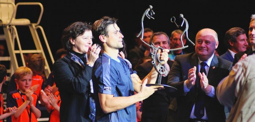 Open de tennis de Caen : David Ferrer remporte la 11e édition