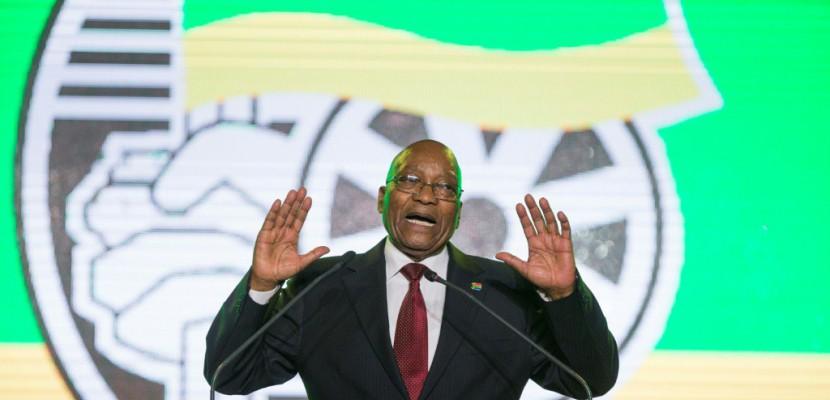 Afrique du Sud: l'ANC choisit le successeur de Jacob Zuma, duel serré