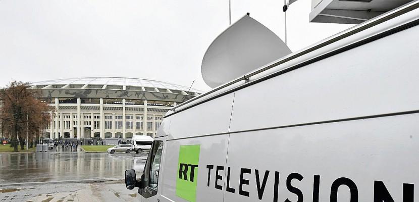 La chaîne russe RT se lance en français dans la méfiance générale