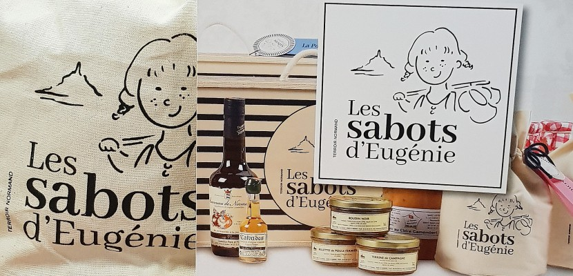 Gut gemocht Les Sabots d'Eugénie : les produits normands au pied du sapin VU96