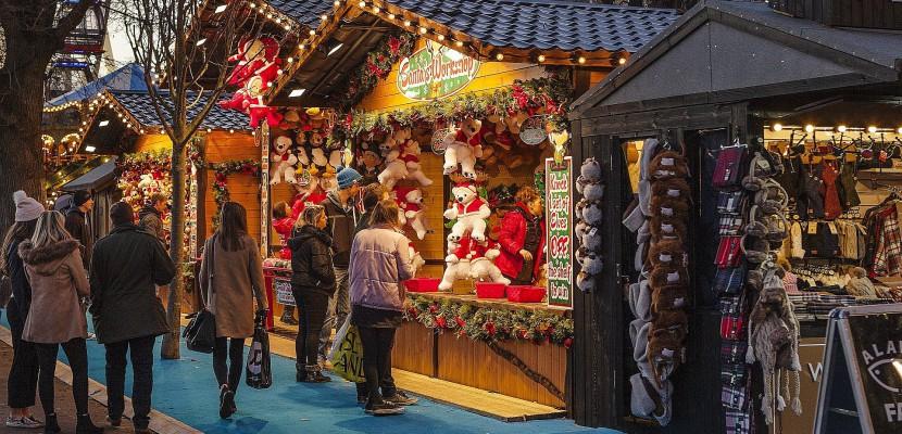 Le marché de Noël d'Honfleur vous accueille du 22 Décembre au 7 Janvier