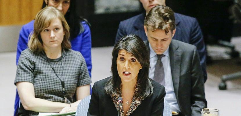 Jérusalem: nouvelle bronca attendue à l'ONU contre Trump