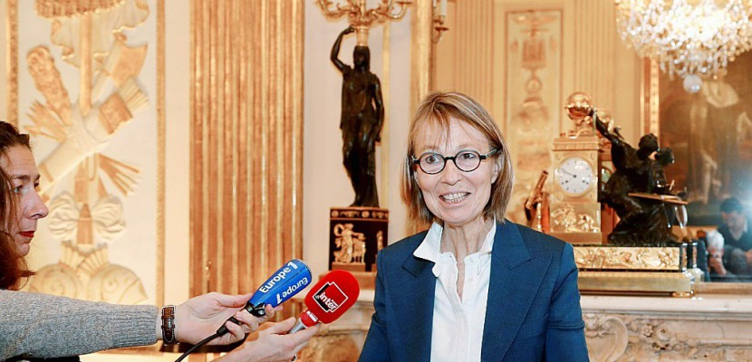 """Audiovisuel public: cinq chantiers """"prioritaires"""", première étape de la réforme"""