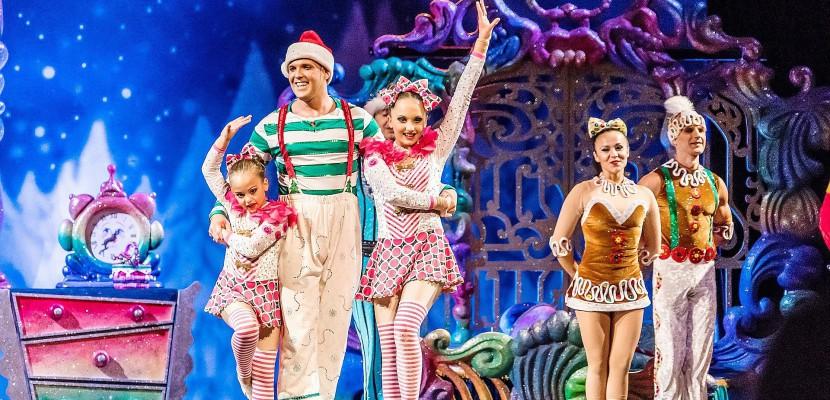 Le cirque de Noël présente son nouveau spectacle au Havre début Janvier