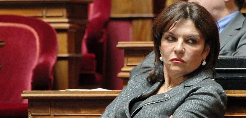 Arrestation du jihadiste Thomas Barnouin: la réaction de Nathalie Goulet