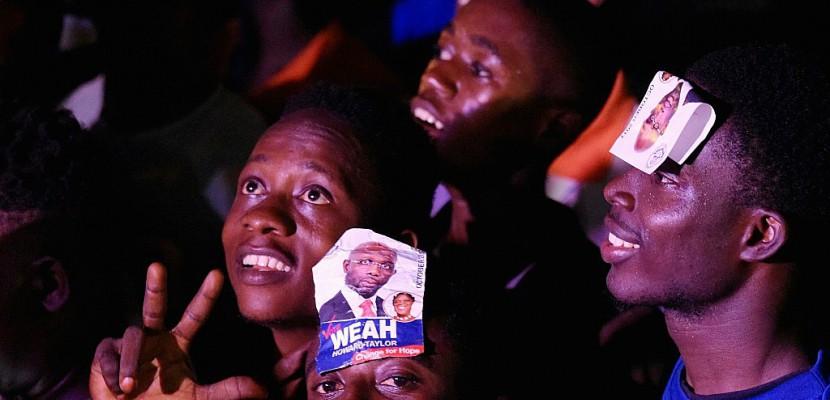 Le Liberia amorce sa transition démocratique avec Weah