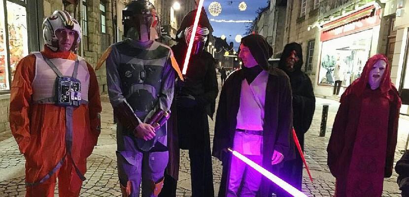 Star Wars: une académie de sabre laser en Normandie