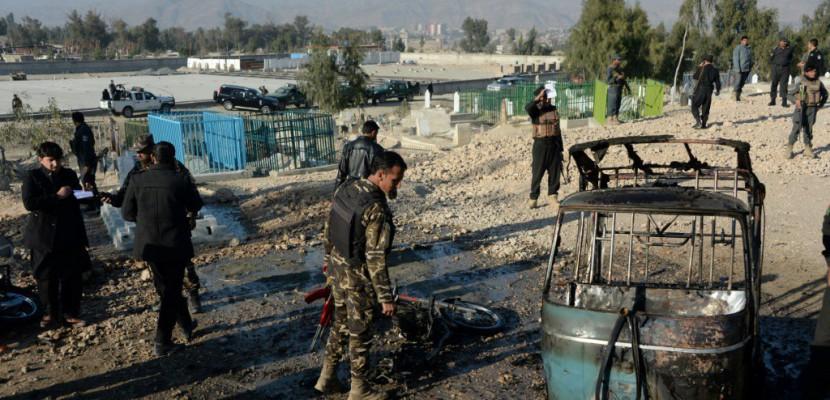 Pour le dernier jour de l'année, un attentat à des funérailles fait 18 morts en Afghanistan