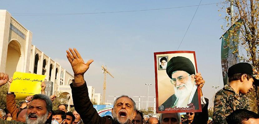 Iran: nouvelle mobilisation en soutien au régime avant une réunion de l'ONU