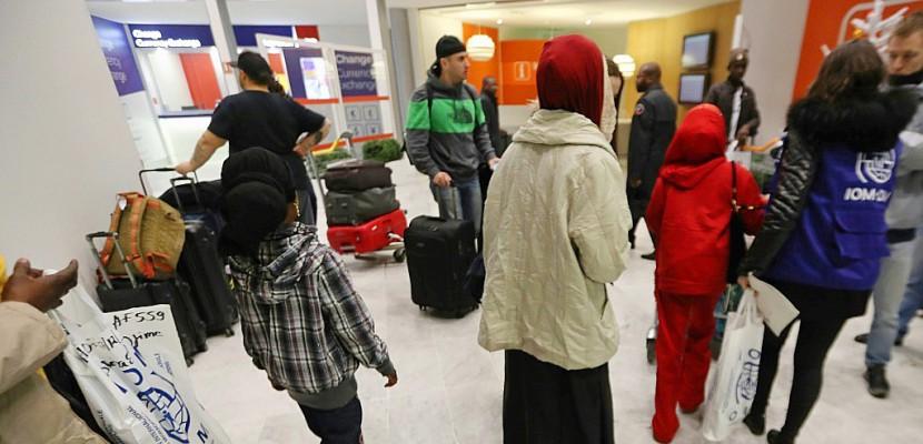 France: Les demandes d'asile en hausse de 17% à 100.412 en 2017