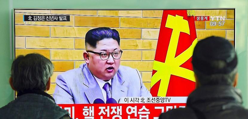 Les deux Corées dialoguent pour la première fois en deux ans