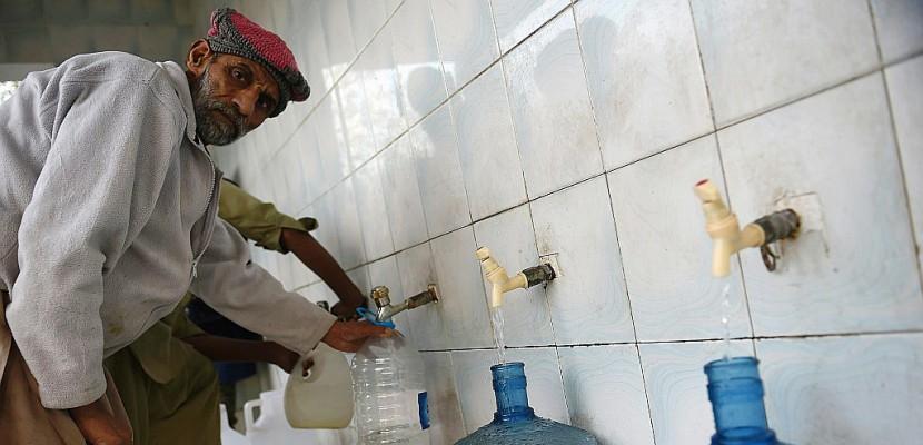 Au Pakistan, l'eau polluée tue par dizaines de milliers
