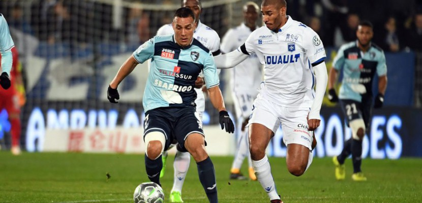 Football (Ligue 2, 20e journée) : Le Havre rate le coche à Auxerre