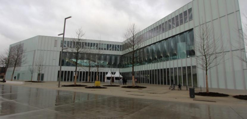 Caen. À Caen, la bibliothèque Alexis de Tocqueville souffle sa première bougie