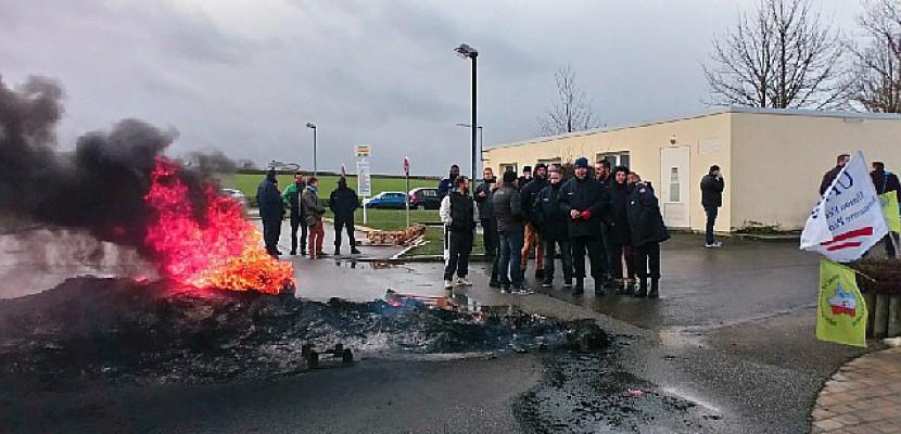 Orne: deuxième jour de blocus des prisons