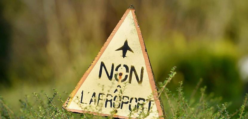L'exécutif choisit d'abandonner l'aéroport de Notre-Dame-des-Landes